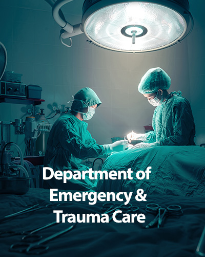 emergency trauma care