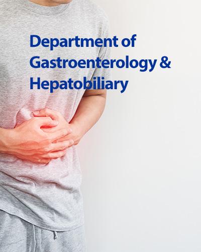 gastroenterology hepatobiliary