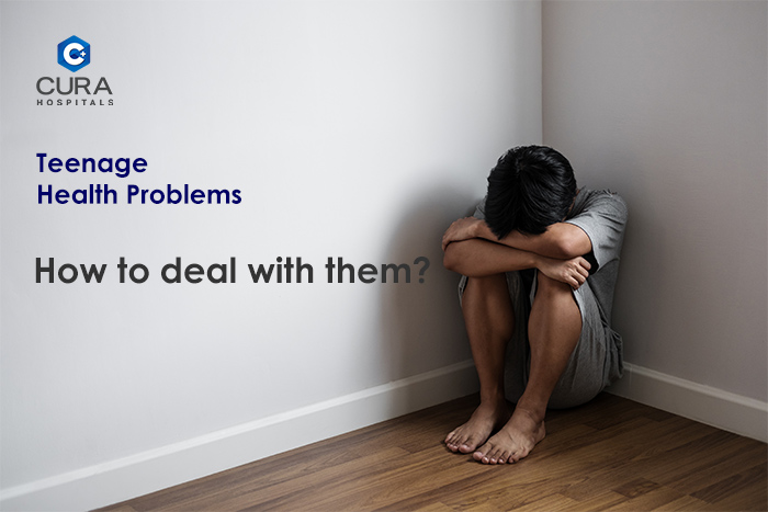 Teenage Health Problems and How to Deal with Them